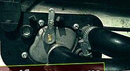Komfyrkran VAZ 2114
