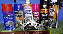Karburatora tīrītājs