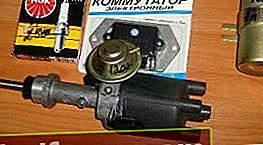 BSZ: n asennus VAZ 2101-2107: een