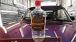 Auton korin rasvanpoistoaine