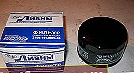 Oljefilter Lada Vesta