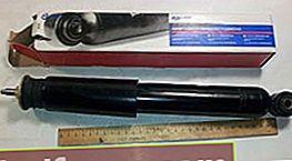VAZ 2107 amortisaatorid