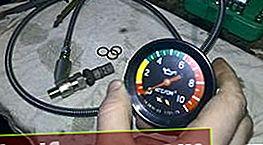 Kā pārbaudīt eļļas spiediena sensoru