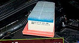 Luftfilter Lada Vesta