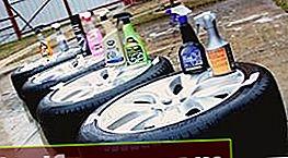 Rengøringsmidler til fælge