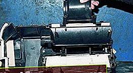Bytte ut radiatoren til VAZ 2109 ovnen