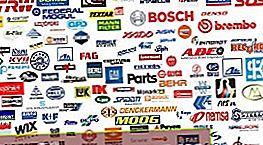 Anmeldelser af producenter af bildele