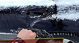 10 būdų, kaip atidaryti užšalusį pilį automobilyje