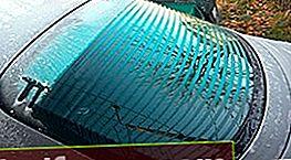 Takalasin lämmitysfilamenttien korjaus