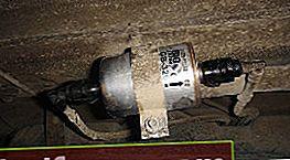 Brændstoffilter Lada Priora