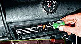 Komfuret VAZ 2106 varmer ikke godt op