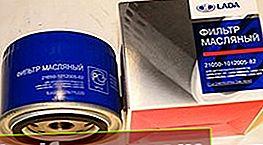 Oliefilter VAZ 2110