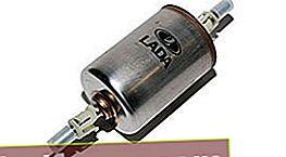 Φίλτρο καυσίμου για VAZ 2110, 2111 και 2112