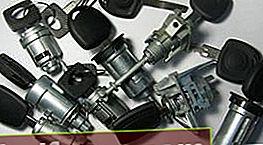 Aizdedzes slēdzenes remonts