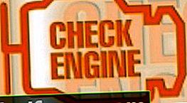 Tjek motoren