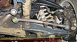 Reparasjon av den fremre opphengsarmen på VAZ 2101 - 2107