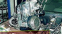 DIY VAZ 2112 motorreparasjon