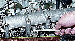 Tenningsjustering VAZ 2106