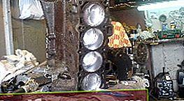 Reparasjon av VAZ 2109-motoren