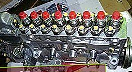 Reparation og justering af RQ regulatorer på indsprøjtningspumpe Kamaz