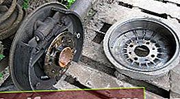 Skifte ut de bakre putene VAZ 2109