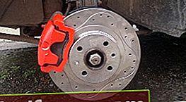 Bremseskiver til VAZ 2110