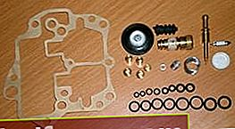 Karburator reparationssæt