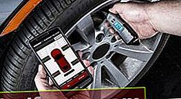 Sådan kontrolleres dæktrykfølere