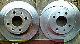 Jarrulevyt mallille VAZ 2109