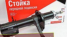 Αμορτισέρ VAZ 2110, 2111, 2012