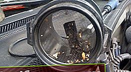 Masseluftstrømsensor (DMRV) i Priora og Kalina
