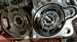 Servostyring pumpe reparation