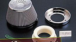 Nulltakistusega õhufilter: paigaldamise teostatavus ja puudused