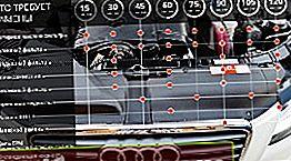 Huoltomääräykset Audi A4 B8