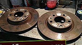Δίσκοι φρένων για Audi A4 B5