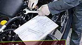 Udskiftning af tandrem til Chery Tiggo med Acteco 1.8 motor