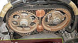 Udskiftning af tandrem i Chevrolet Cruze