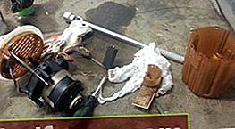 Degvielas filtra nomaiņa Aveo T300