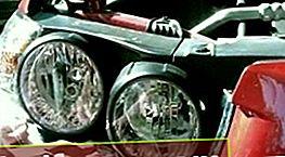 Lukturu regulēšana Chevrolet Aveo T300