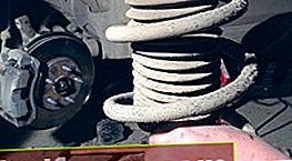 Amortizatora nomaiņa Chevrolet Aveo T300