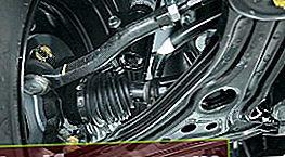Utskifting av styretips til Aveo T300