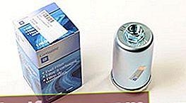 Brændstoffilter til Daewoo Nexia