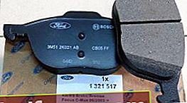 Hvilke bremseklodser skal du sætte på Ford Focus 3