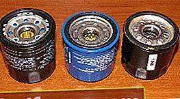 Oliefilter til Ford Focus 3
