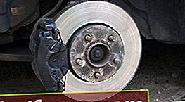 Bremseskiver til Ford Focus 2
