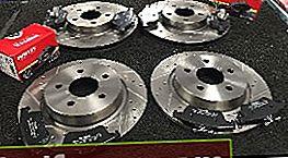 Gennemgang af bremseskiver til Ford Focus 3