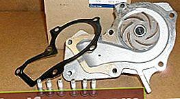 Valg af pumpe til Ford Focus 3