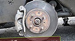 Bremseskiver til Honda Civic 4D