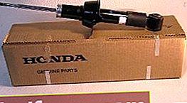Støddæmpere Honda SRV
