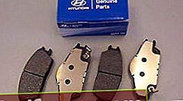 Tyynyt Hyundai Accent 2 TagAZ: lle